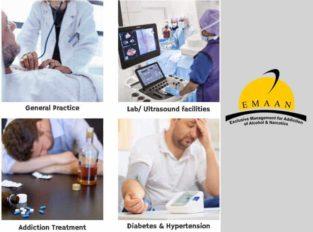 Addiction & psychiatric Solution.EMAAN Clinic