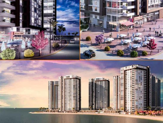 Invest in Pearl & Reef Towers Shops & Showrooms.Most Luxurious Seafront