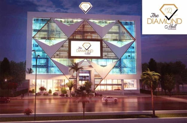 The Diamond Mall Peshawar.In the heart of Peshawar