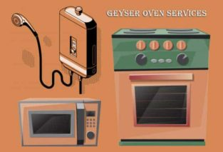 Geyser & Oven Best Quality Services Provider