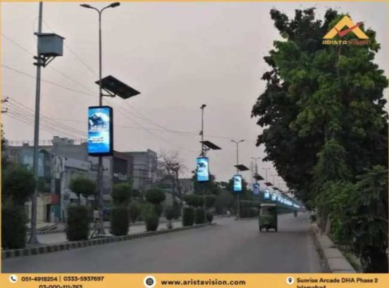 Indoor & Outdoor Advertising.LCD   LED Display