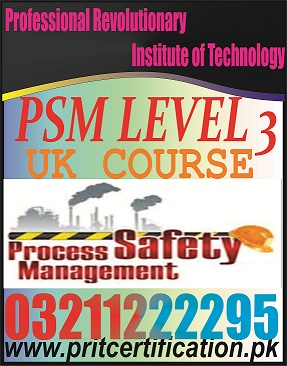 PSM LEVEL 3 UK COURSES IN ISLAMABAD