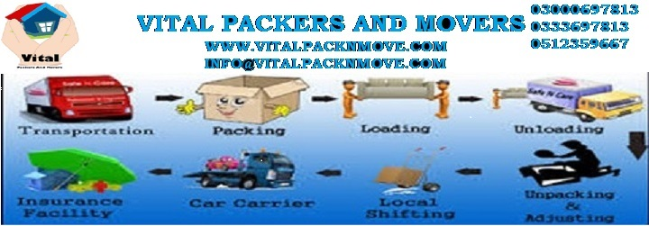Vital Packers And Freight Forwarding Company