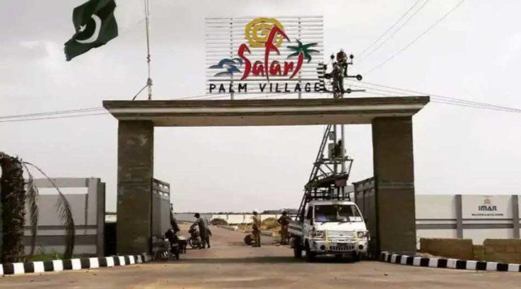 120 Sq Yards Plots In Safari Palm Village Phase 1