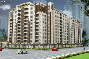 Ary Pearl Residency.3/4/5 Rooms Luxury Apartments