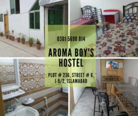 Best Hostel facility in Islamabad