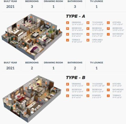 Ary-Pearl-Residency.3-4-5-Rooms-Luxury-Apartments