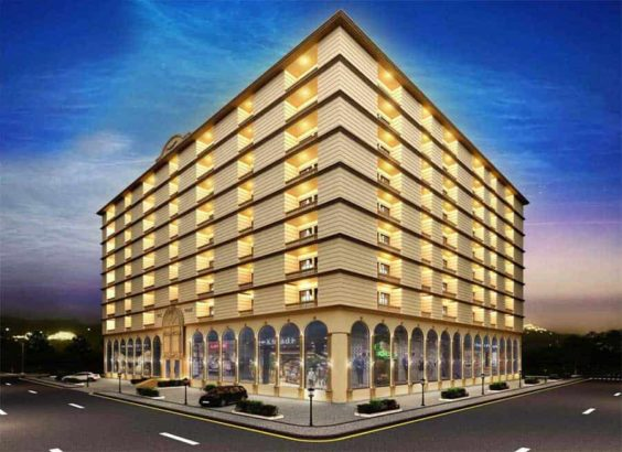 Residential & Shopping Tower.M2 Mall & Residencia
