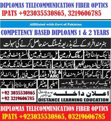 MOFA Telecom Course in Rawalpindi