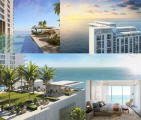 1, 2, 3 & 4 Luxurious Seafront Bedroom Homes.EMAAR PANORAMA
