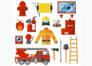 Anti Fire Equipment Available.Aag Bujhanay Walay Aalat