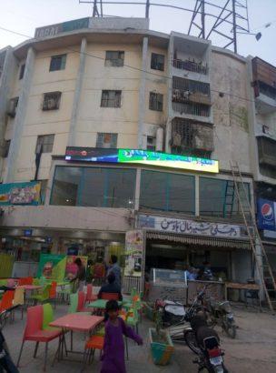 Al Noor SMD Advertising Screens