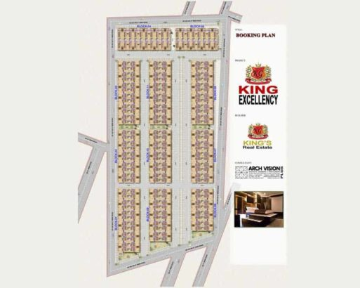 Kings Excellency.5 Rooms Ultra Modern Apartments