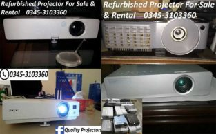 Projector and LED Screens for Sale & Rent