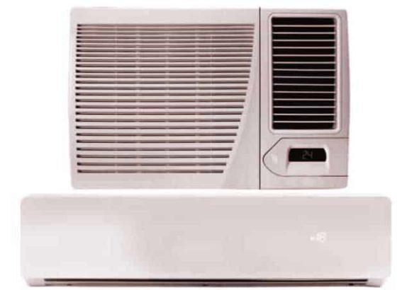 Sale Your Old Window & Split AC.Hume Bechain