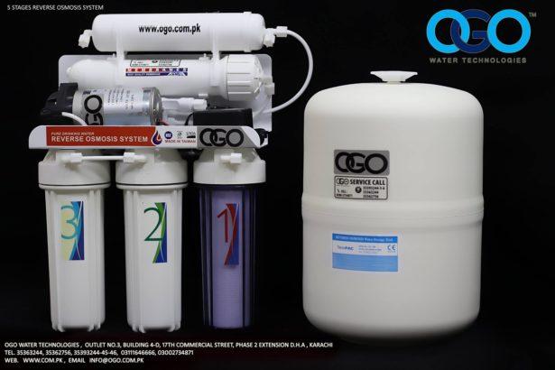 ogo water filter technologies