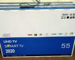 Bumper Offer.Samsung 55 inch Smart LED.YouTube | Facebook