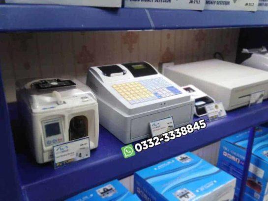 Fake Money Detector Machine.Cash Counting Machine.Binding Machine