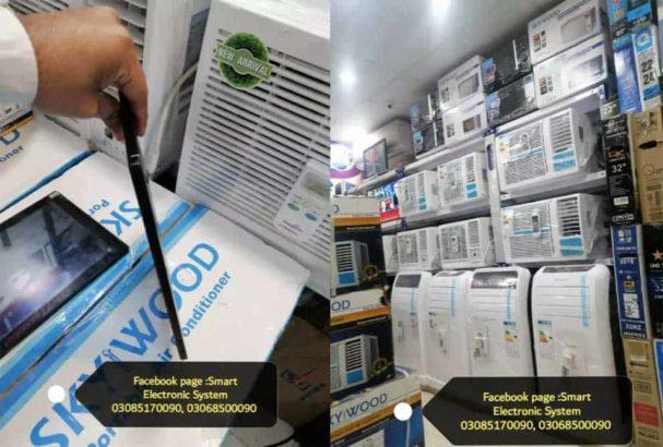 New & Used AC.Portable AC   Window AC   Ship AC