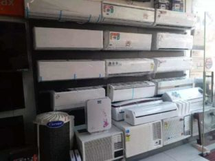 Window AC 0.75 Ton & DC Inverter Split AC