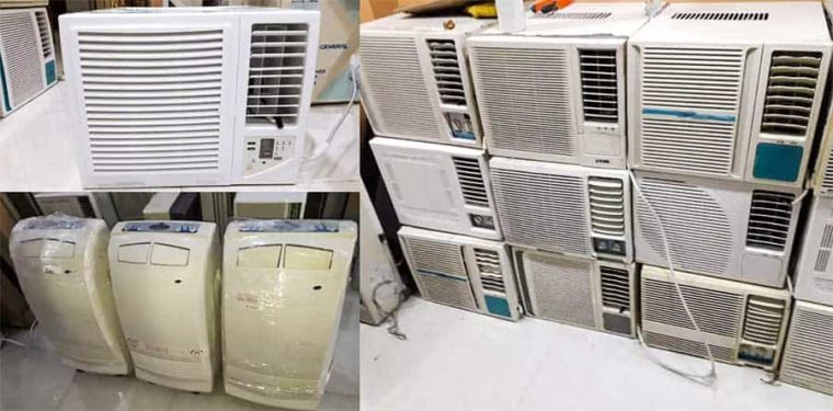 Window AC / Portable AC in Lahore & Islamabad.New & Used