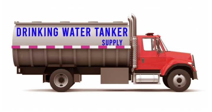 Drinking Water Tanker Supply.Pak Saf Pani
