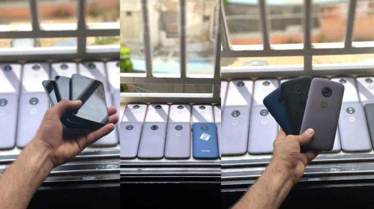 Motorola Moto E5.2GB Ram.Delivery All Pakistan