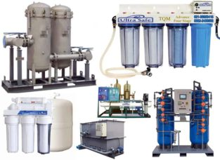 RO Plant.Domestic and commercial water purification systems