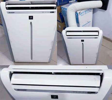 Japanese AC.Sharp Imported Used Mobile Portable AC