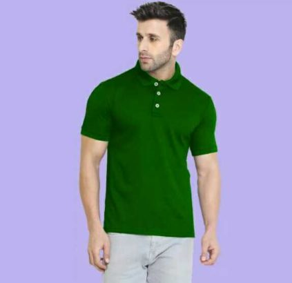 Polo shirts in Different Colours