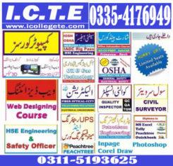 Montessori Teaching Education Course in Rahimyar Khan Lahore