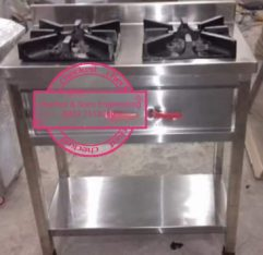 Stove 2 Burner.Restaurant Equipment