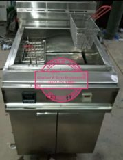 Fryer Double Well Double Basket