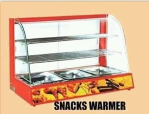 Snacks Warmer Restaurant Equipment