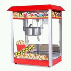 Popcorn Machine.Restaurant Equipment