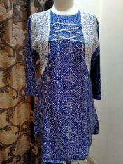 Lawn stitched kurtis