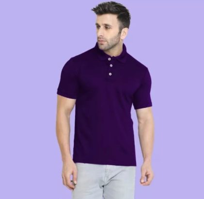 Polo shirts in Different Colours 1