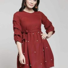 Stitched kurtis.10 pcs in 5 Colours