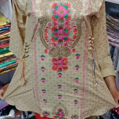 3 pcs stitched suits in whole sale rate