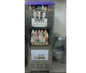 Ice Cream Machine.Restaurant Equipment
