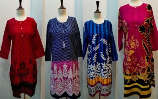 Ladies stitched lawn shirts.Whole sale price