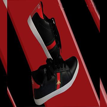 Best Black Shoes Gucci Unisex Sports Shoes