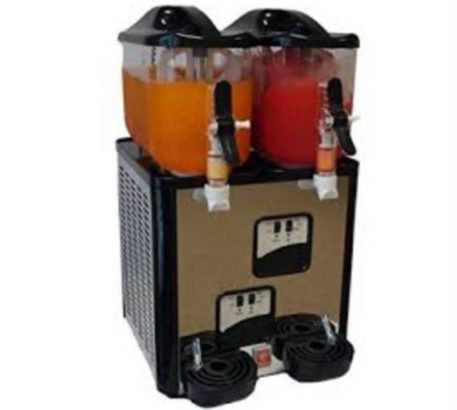 Slush Machine 2 Bowl.Restaurant Equipment