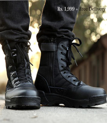Best Army Shoes Black Delta Boots For Men