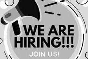 HIRING.Store in charge,Dispatch in charge Required