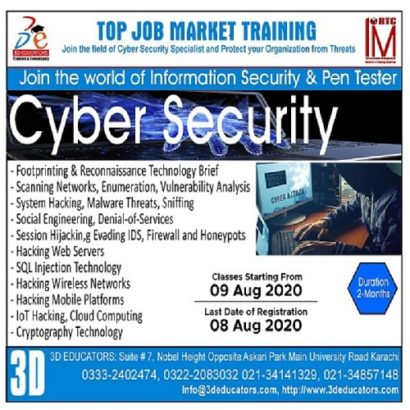 Short Ethical Hacking Course Program With Live Online Classes