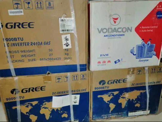 Window AC 0.75 Ton Gree General Vodacon Inverter AC