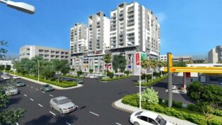 7th Avenue Mall and Apartments.Residence With Business