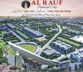 Al Rauf Makkah City.Residential & Commercial Plots