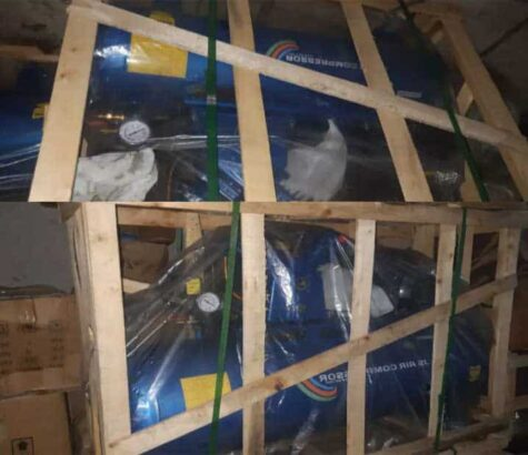 Complete Range of Brand New Imported Air Compressors